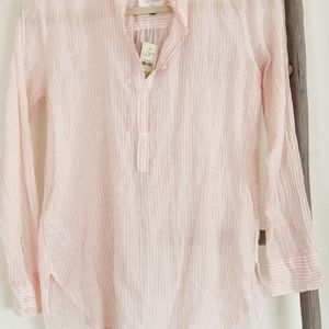 Petite Loft long sleeves shirt